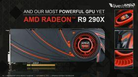 Radeon R9 290X er AMDs nye flaggskip.