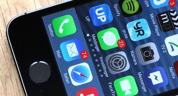 Test: Apple iPhone 5S