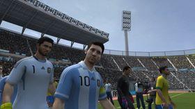 FIFA – husk å smile til kameraet.