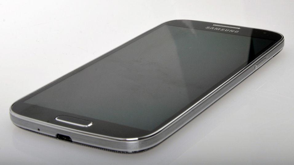 Samsung vil introdusere en helt ny luksustelefon