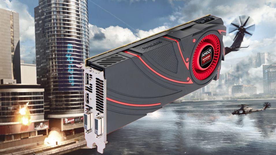 Hvem vil vel ikke ha kraften fra to AMD Radeon R9 290X i ett og samme grafikkort?