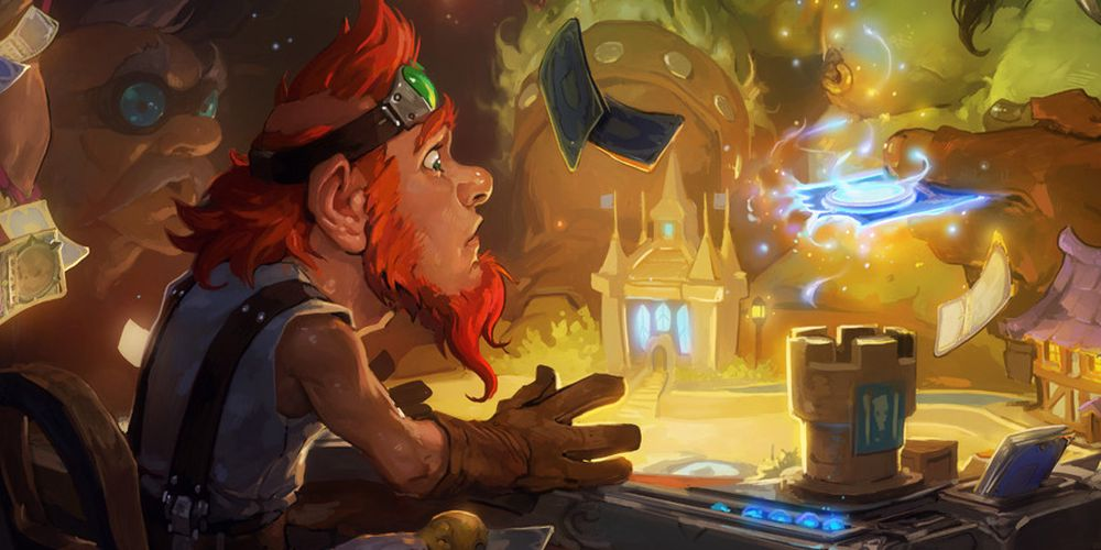 SNIKTITT: Hearthstone: Heroes of Warcraft