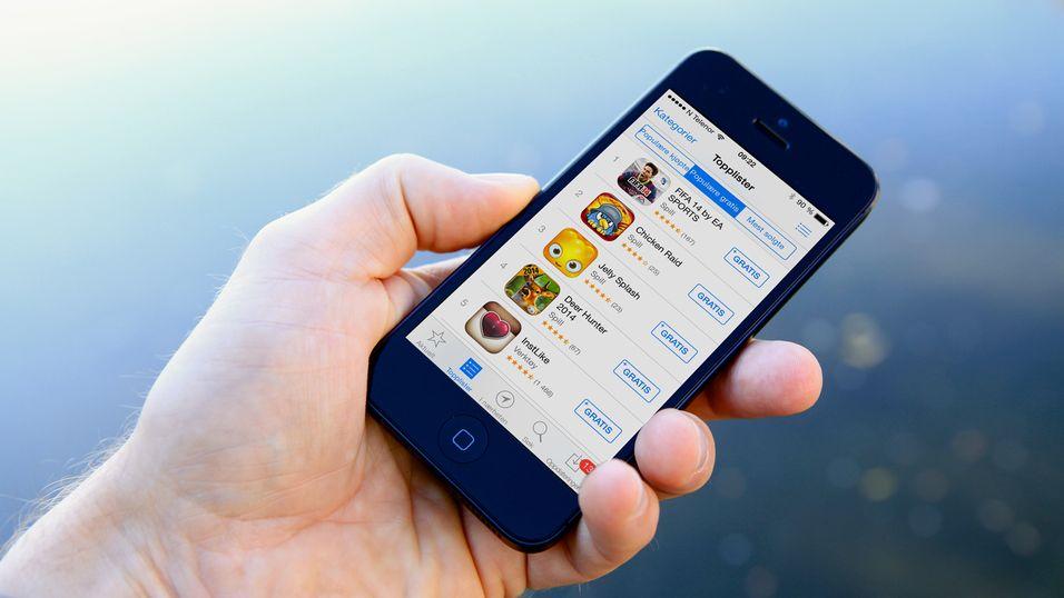 Går til krig mot svindyre «gratis»-apper