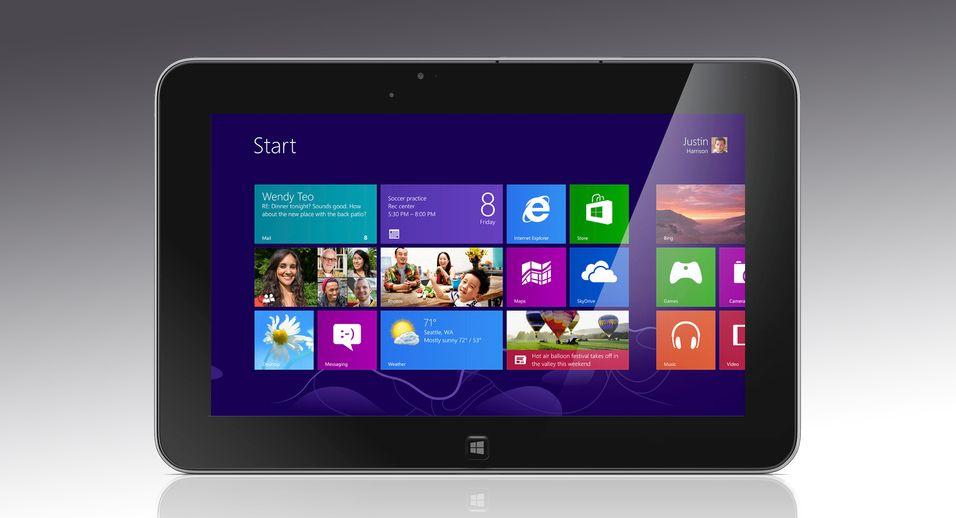 Dell XPS 10 har vært en av stjernene i markedsføringen av Windows RT. Nå har Dell tatt nettbrettet ut av salg.
