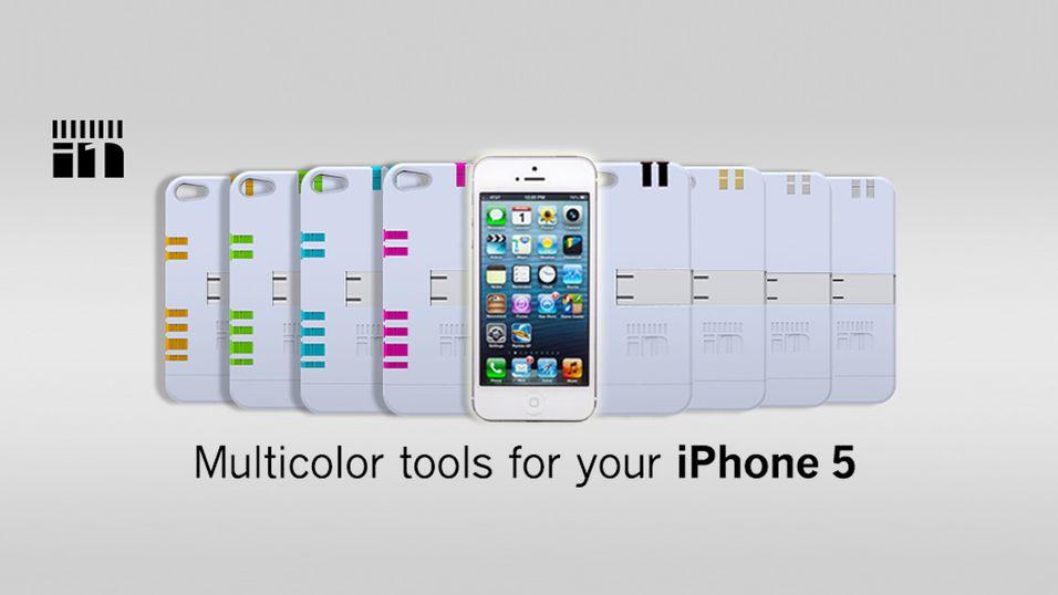 Gjør om iPhonen din til en sveitserkniv