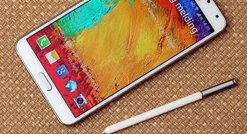 Test: Samsung Galaxy Note 3