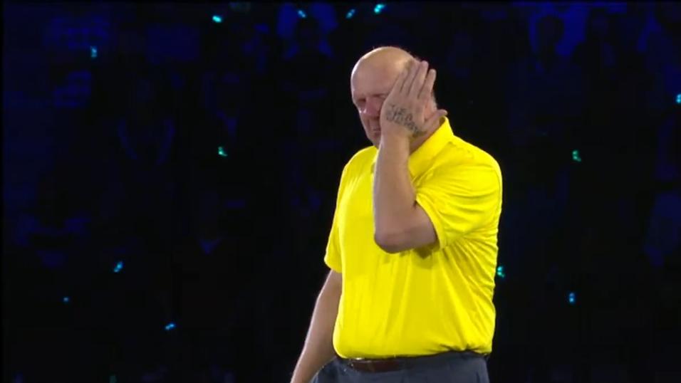 Her tar Steve Ballmer farvel med Microsoft
