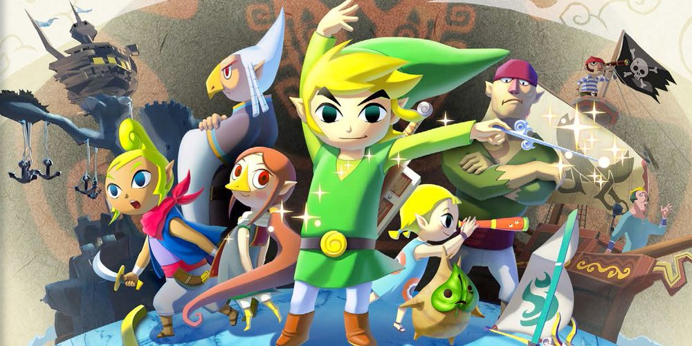 ANMELDELSE: The Legend of Zelda: The Wind Waker HD