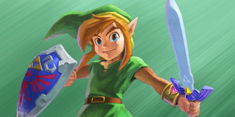 SNIKTITT: The Legend of Zelda: A Link Between Worlds