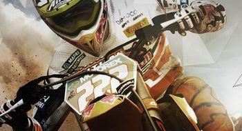 Kjør motorsykkel i gjørma med MXGP