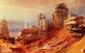 Det blir mange områder å utforske i Destiny.