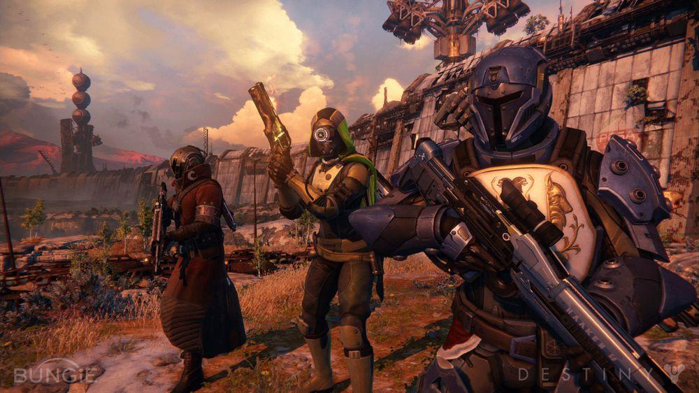 Kul gjeng. (Bilde: Activision).