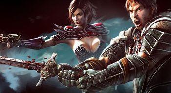 Vampyr og vampyrjeger må samarbeide i Blood Knights