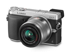 Panasonic GX7 - et kamera vi anbefaler.