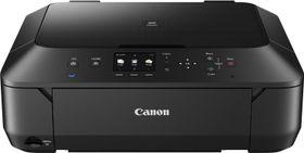 Canon Pixma 6450 - en av to nye skrivere i butikken.