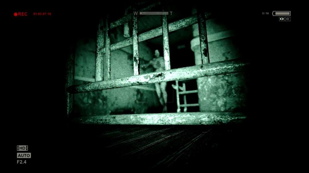 Ikke se under sengen, ikke se under sengen!