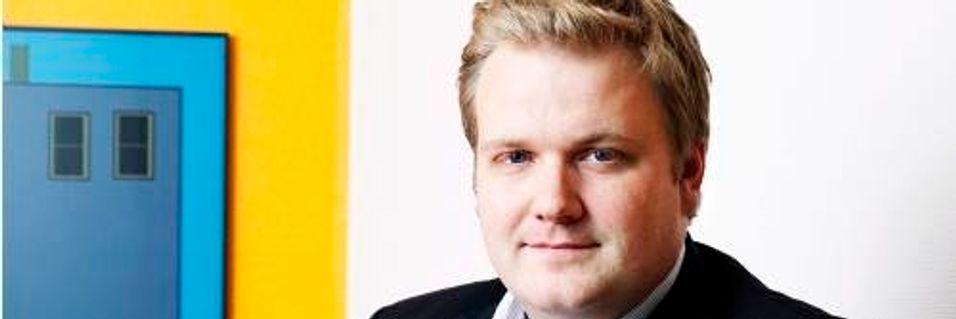 Markedsdirektør Lars Ryen Mill i Chili mobil mener selskapet er den raskest voksende mobiltilbyderen i Norge siden 1993.