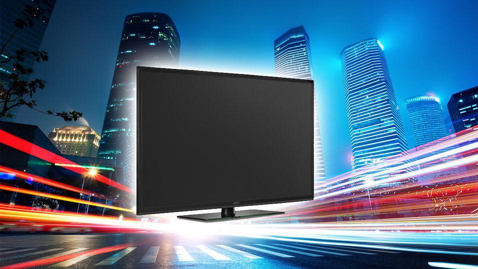 Denne digre 4KTV-en har du faktisk råd til