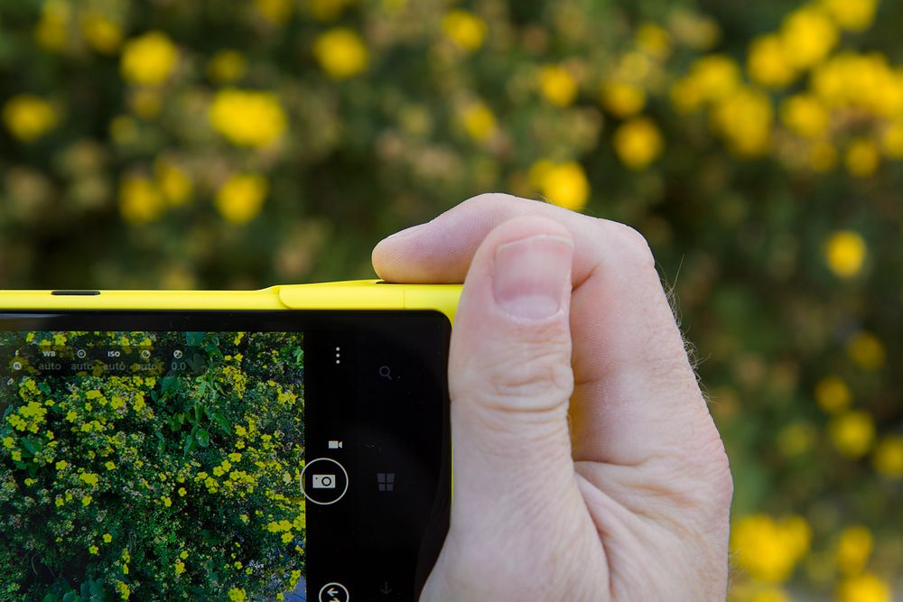 TEST: Nokia Lumia 1020