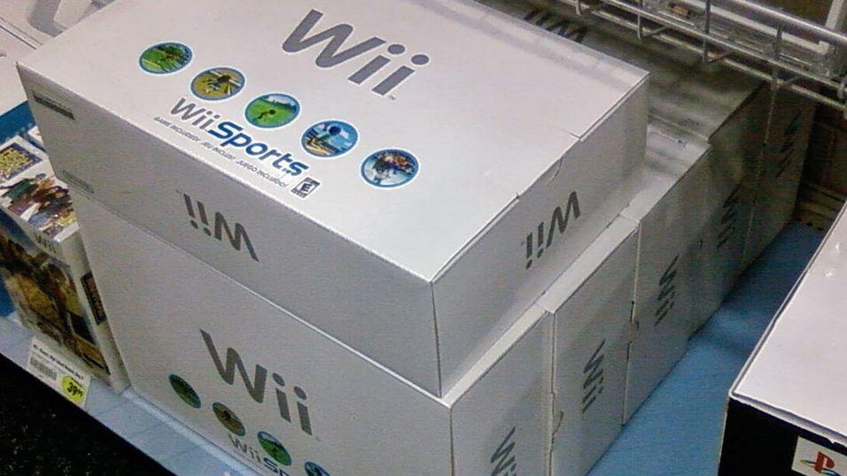 Nå er det snart slutt på Nintendo Wii