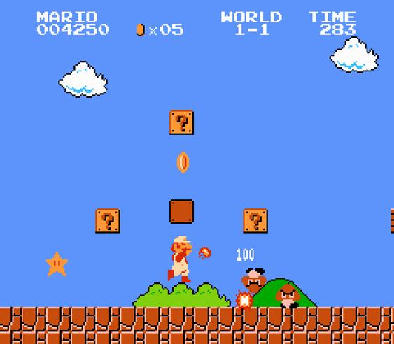 Takket være spill som Super Mario Bros. hadde Nintendo konsollmarkedet i sin hule hånd.
