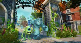 Monsters University er også med.