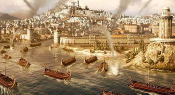 Tilbake til romertiden i Total War: Rome II