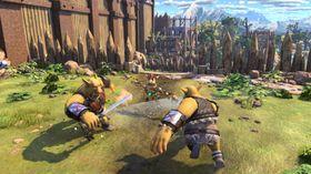 Lanseringsspillet Knack omtales som en blanding av en Pixar-film og et figurdrevet actionspill.