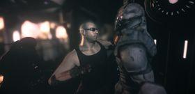 Riddick vender tilbake.
