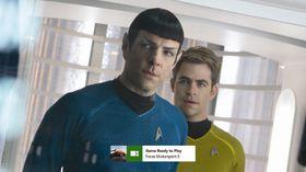 Flere operasjoner kan kjøre samtidig, noe Spock ser ut til å være fornøyd med.