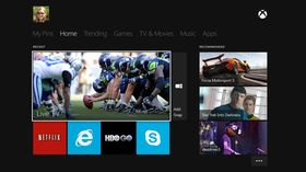 Applikasjoner som Netflix, HBO GO, TV-guiden og amerikansk fotball må man abonnere på Xbox Live Gold for å bruke.