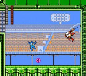 Mega Man 10 har en av de mest latterlige bossene i serien.