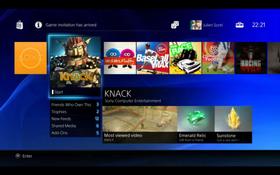 PlayStation-menyen har fått en durabelig overhaling.
