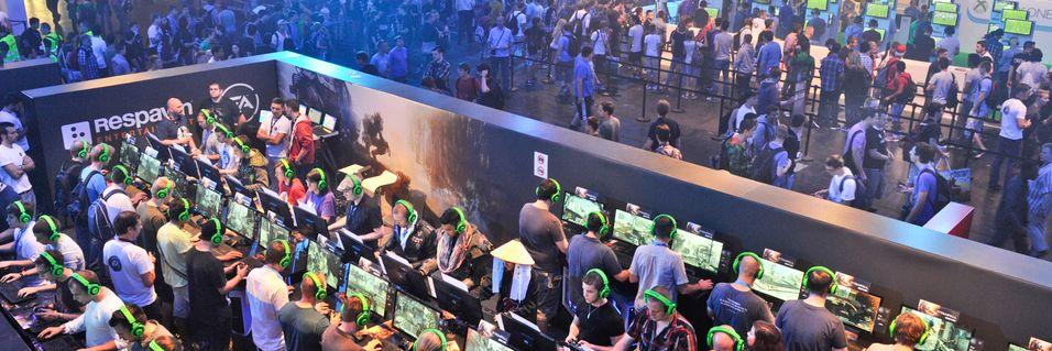 BLOGG: Reisebrev fra fjerde dag på Gamescom 2013