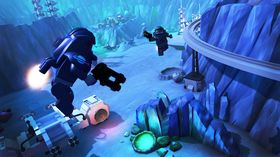 Spelet vil by på alt frå frodige skogar til dystre sci-fi-landskap.
