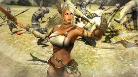 Skjermbilde fra Dynasty Warriors 8.