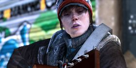 Ellen Page spiller hovedpersonen i Beyond: Two Souls.