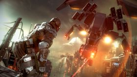 Killzone: Shadow Fall.