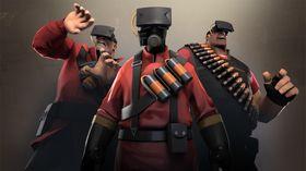 Team Fortress 2 er et av spillene som allerede har fått støtte for virtuell virkelighet.