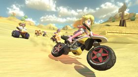 Apen i bakgrunnen må sørge for bedre salgstall for Wii U.