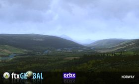 Norge i FTX Global.