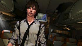 David Young, privatdetektiv med en mørk forhistorie.