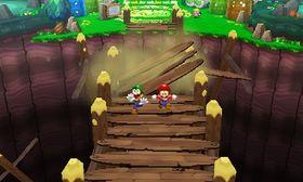 Mario og Luigi holder sammen i tykt og tynt.