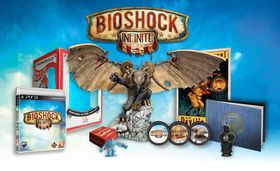 BioShock Infinite - Ultimate Songbird Edition.