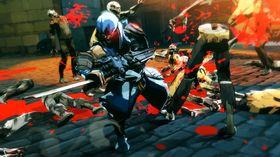 Inafunes neste spel er det blodige actionspelet Yaiba: Ninja Gaiden Z.