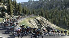 Utforkjøringer er null stress i Pro Cycling Manager.