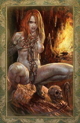 Den provokative holdningen til sex har endret seg noe siden det første Witcher-spillet.