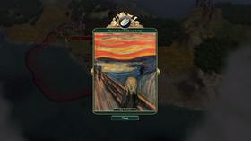 Edvard Munch greide å snike seg med i Brave New World.