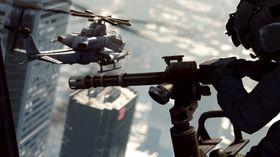 Om noen tvilte: ja, du skyter ting i Battlefield 4.