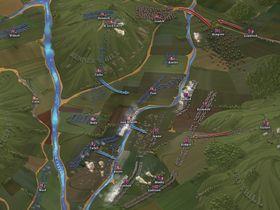Tidlig promobilde fra Ultimate General: Gettysburg.